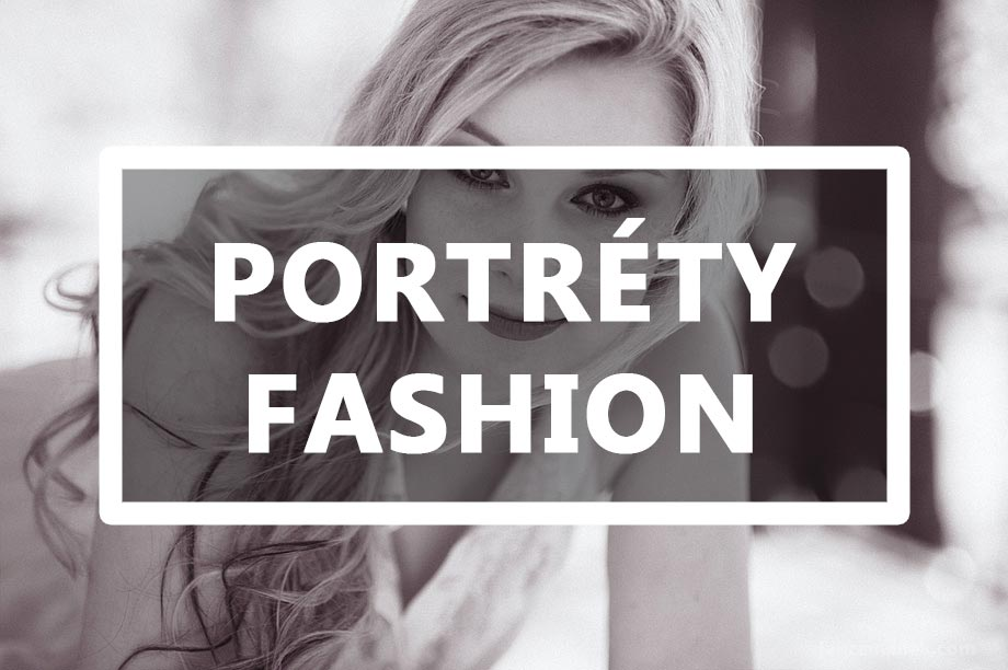 Portréty, Fashion, Mood